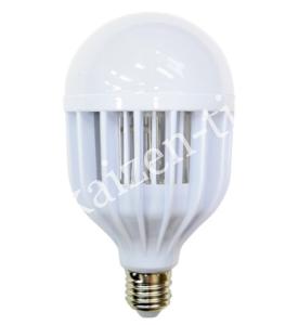 蚊を退治してくれるLED電球が市販されています。