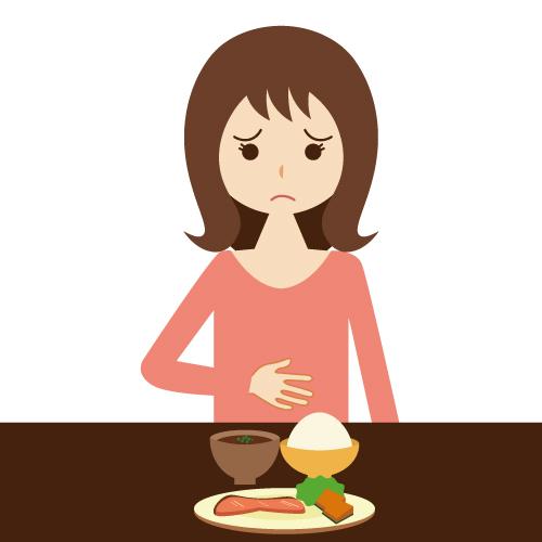 痩せているからたくさん食べて太りたいのに、ご飯をたくさん食べることができないんです。