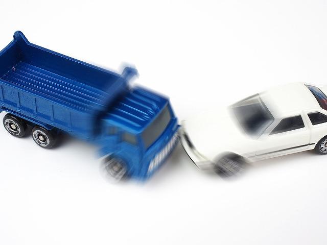 買取査定は、事故前よりも安くなってしまいますが、事故車でも買い取ってくれます。