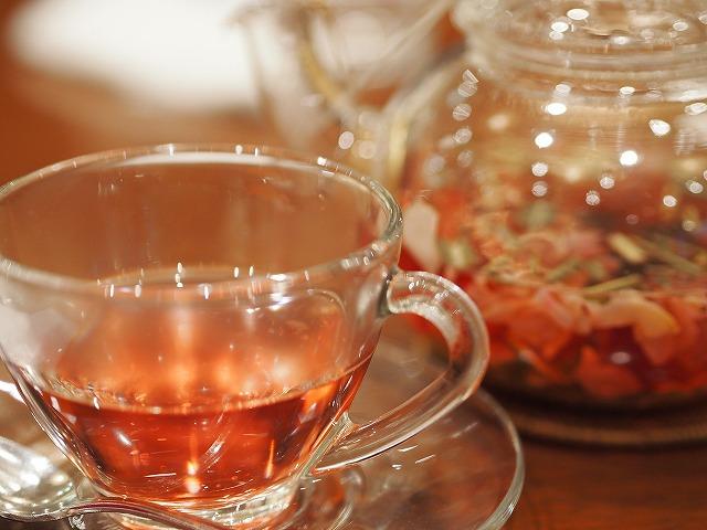 レモンの20倍のビタミンCを含んでいるローズヒップティーは美肌のために有効なお茶といえるでしょう。
