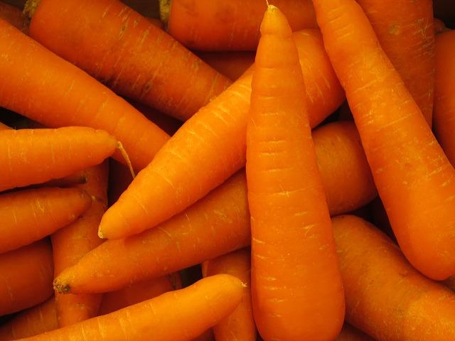 βカロテンを多く含むニンジンは美肌を目指す女性にとってとてもありがたい野菜なんです。