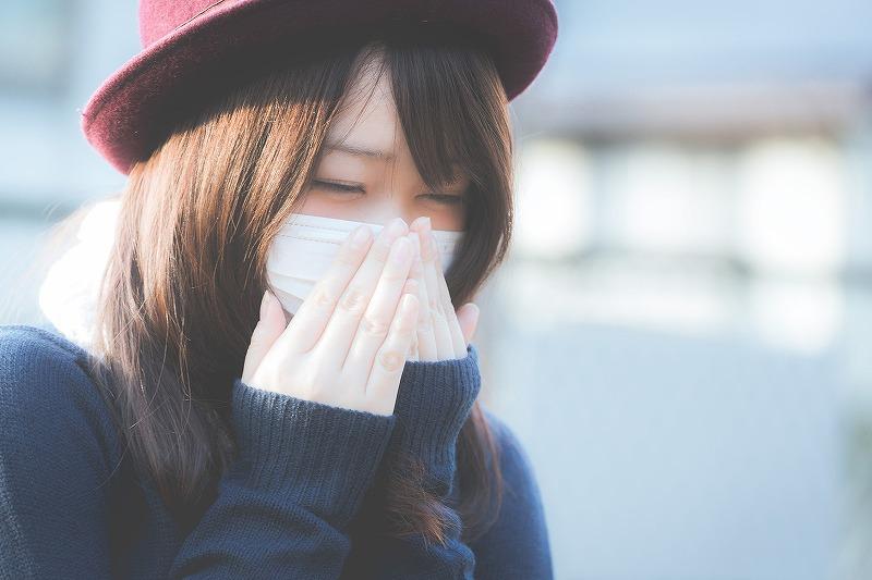 花粉による肌荒れに悩んでいませんか?