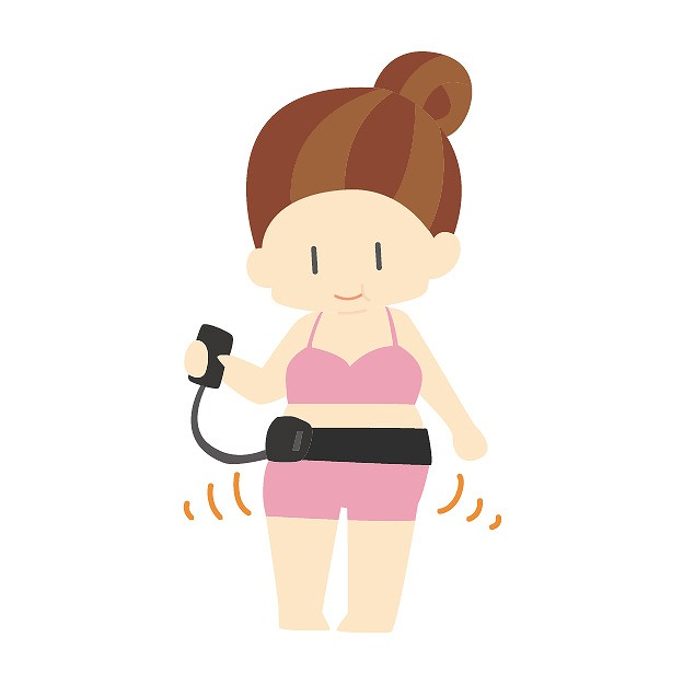 腹筋運動と同じ効果を得られうEMSダイエットベルトを知ってますか?