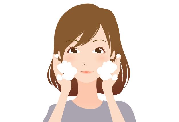 ピーリング洗顔はやりすぎると危険です。