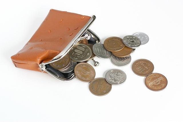 球場内での買い物は小銭が便利!