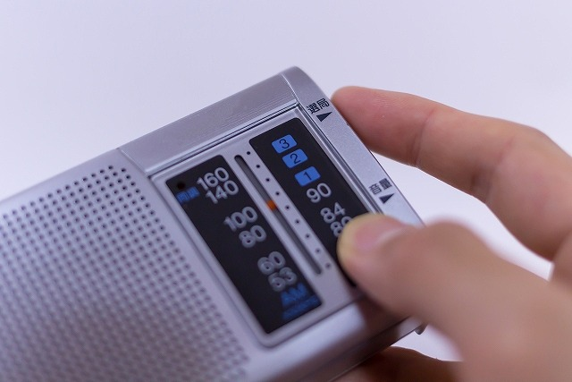 野球を球場で観戦しながらラジオを聞こう!