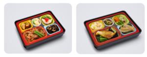 「食宅便」は主菜1品・副菜4品でお得